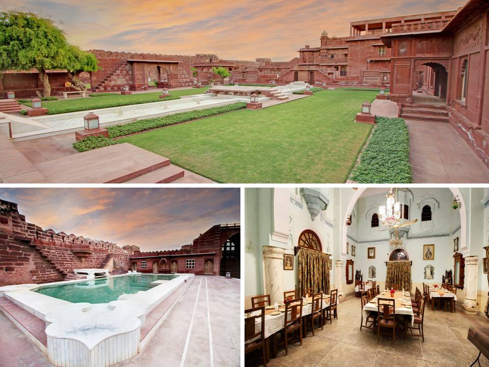 The Fort Pokaran Is Located In The Heart Of Jaisalmer Hotel The